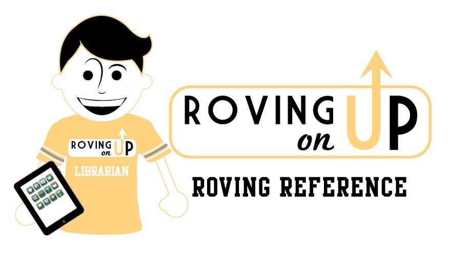 Roving Mascot Logo