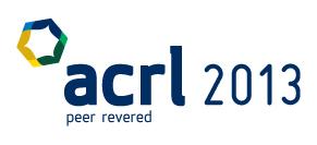 ACRL 2013 logo