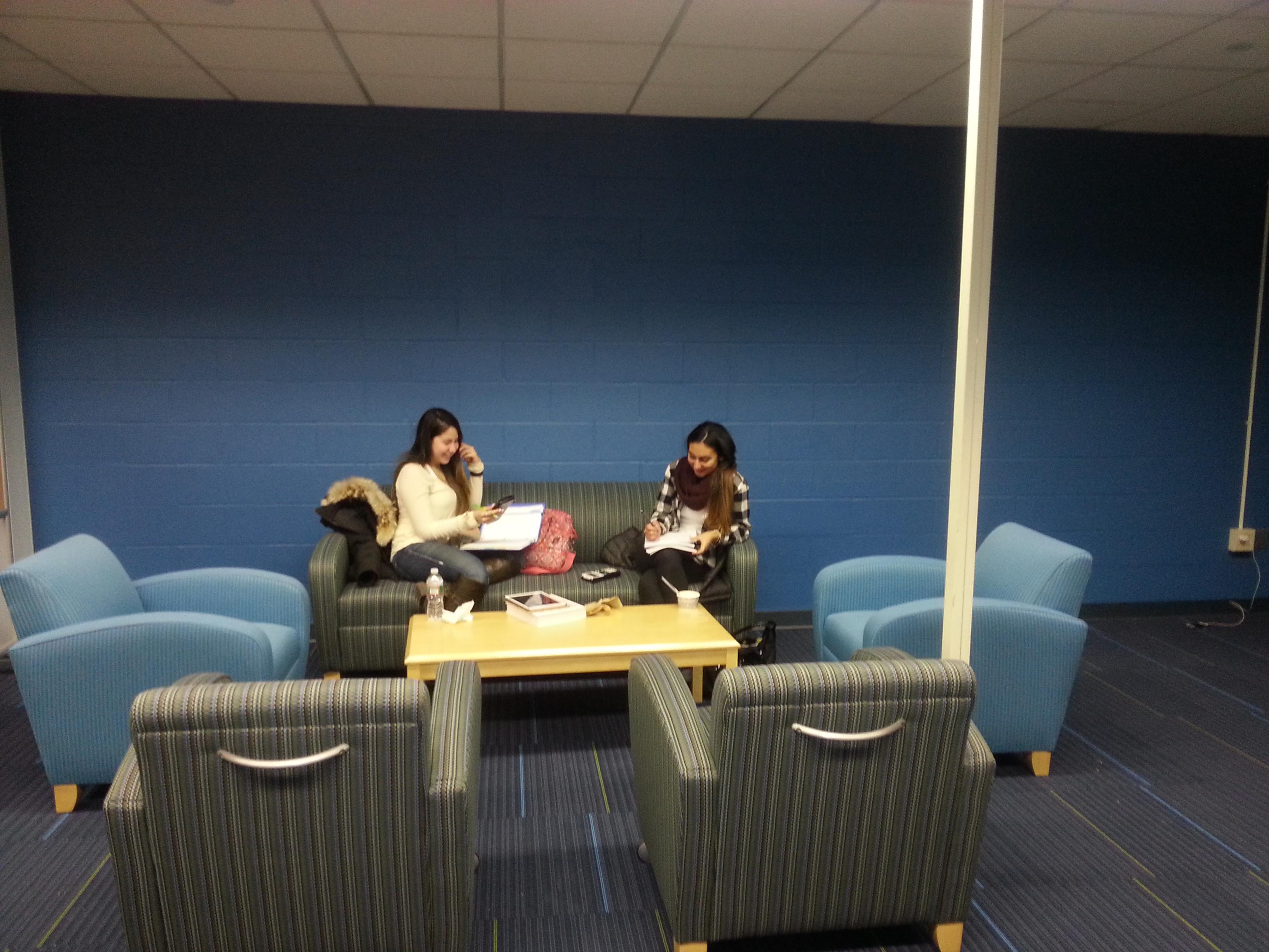 Reading Lounge.