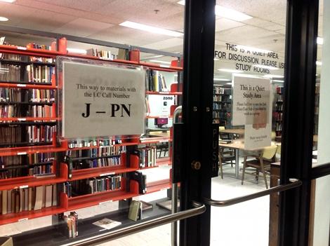 doorway labeled J-PN