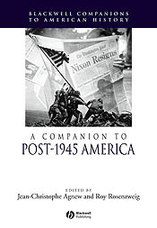 A Companion to Post-1945 America