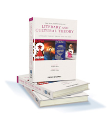 Encyclopedia of Literary and Cultural Theory