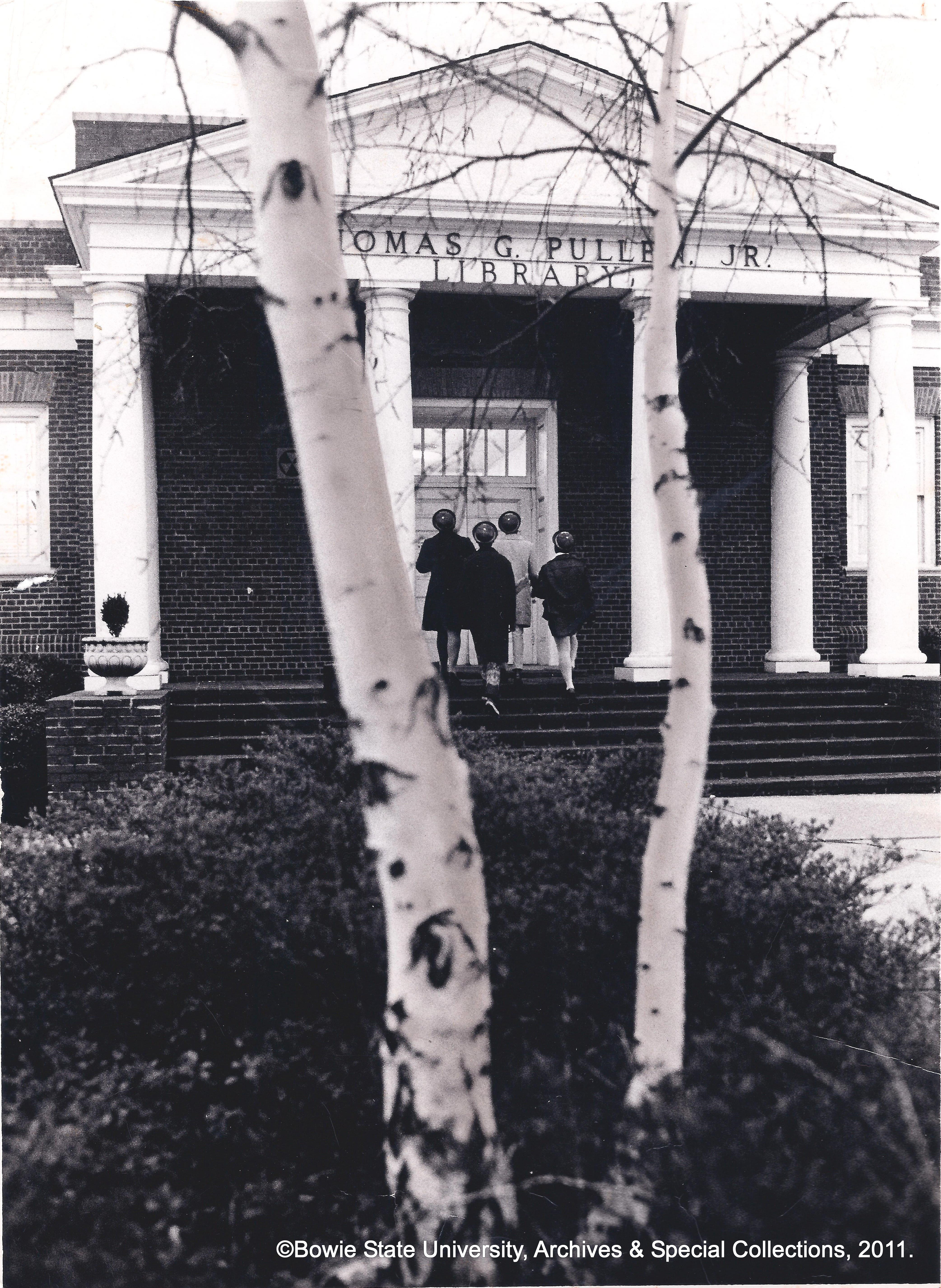 Thomas Pullen Library