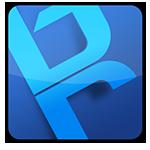 Blue Fire Apple App