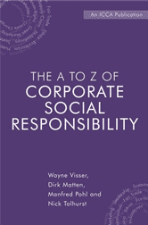 The A to Z of Corporate Social Responsibility - Credo Reference