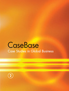 CaseBase: Case Studies in Global Business (GVRL)