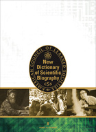 Complete Dictionary of Scientific Biography, 2008 (GVRL)