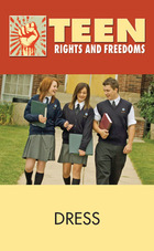 Dress, 2012 - Teen Rights and Freedoms (GVRL)