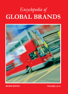 Encyclopedia of Global Brands 2013