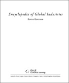 Encyclopedia of Global Industries, 5th ed., 2011