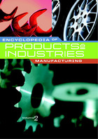 Encyclopedia of Products & Industries - Manufacturing, 2008