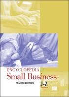 Encyclopedia of Small Business Volume 2 J-Z, 2011