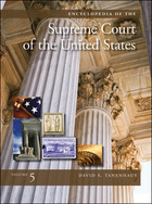 Encyclopedia of the Supreme Court of the United States (GVRL)