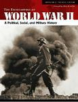The Encyclopedia of World War II: A Political, Social, and Military History