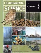 Environmental Science, 2009 (GVRL)