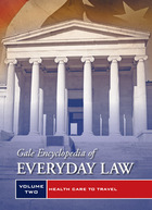 Gale Encyclopedia of Everyday Law (GVRL)