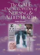 The Gale Encyclopedia of Nursing and Allied Health (GVRL)
