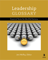 Leadership Glossary
