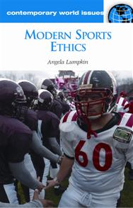 Modern Sports Ethics: A Reference Handbook (ABC-CLIO)