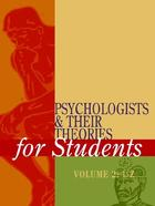 Psychologists and Their Theories for Students