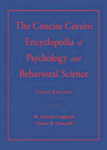 The Concise Corsini Encyclopedia of Psychology and Behavioral Science - Credo Reference
