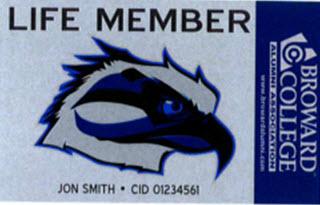 BC Alumni Life Member Card