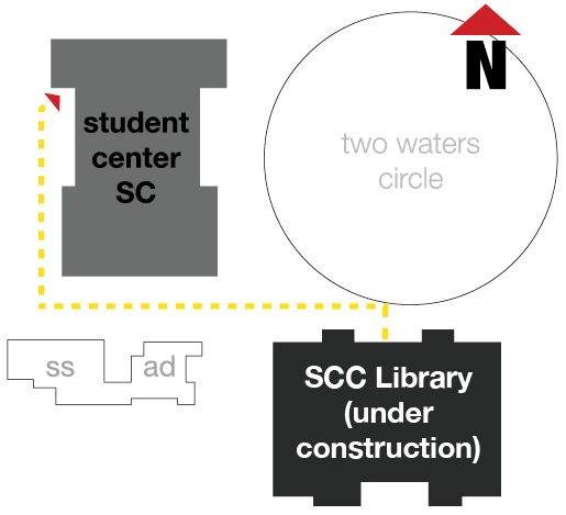 Temporary Library Location