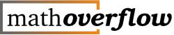 Image of Math Overflow logo