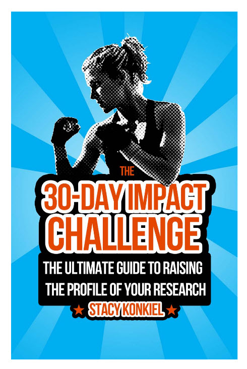 Cover of 30-Day Impact Challenge