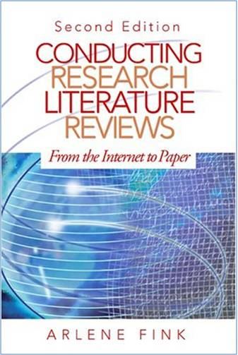 Book Cover image for 'Conducting Research Literature Reviews'