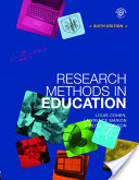 Book cover image of 'Research Methods in Education'