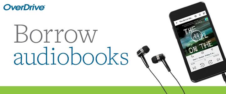Overdrive eAudiobooks