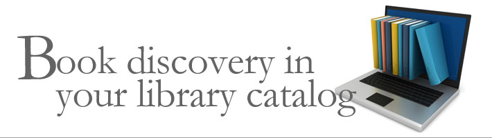Book discovery in your library catalog