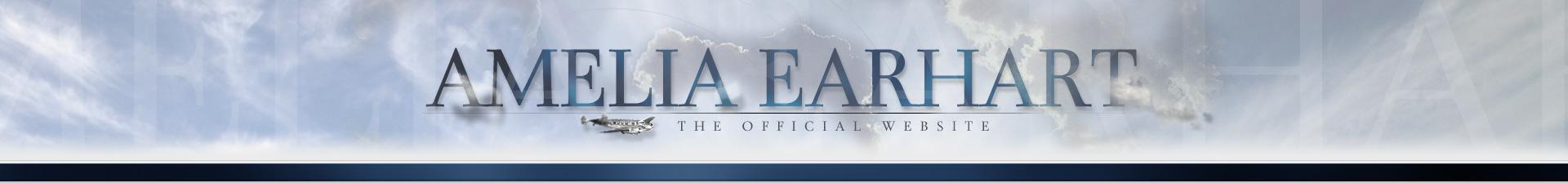 Amelia Earheart Website