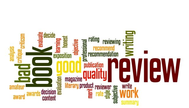 Book Review Wordle
