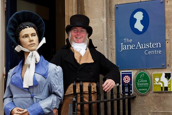 Jane Austen Centre, Bath, England