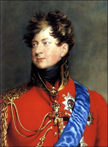 "The Prince Regent, ""Prinny"""