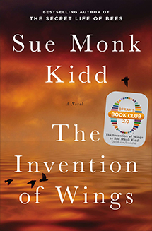 book cover The Invention of Wings
