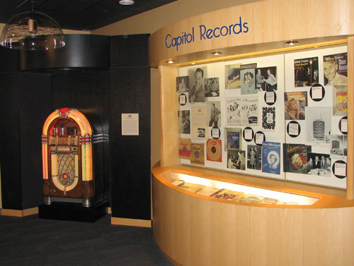 Jukebox and Capitol Records