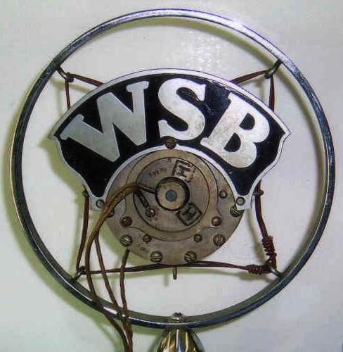 WSB Radio Mic