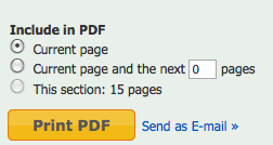 EBSCO print to PDF