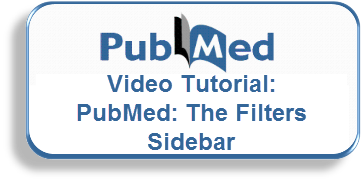 PubMed Filters Sidebar link to video