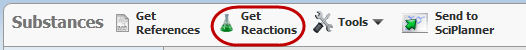 Get Reactions button