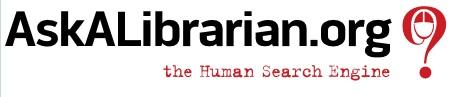 Ask a Librarian logo