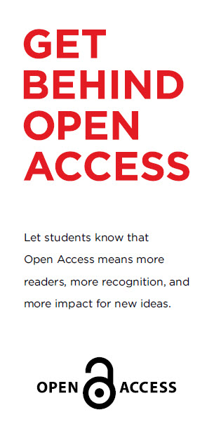 Get Behind Open Access