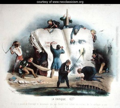 Literary Criticism Image