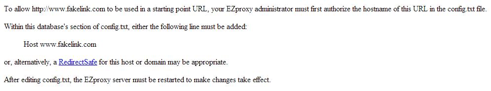 EZproxy Host Configuration Example