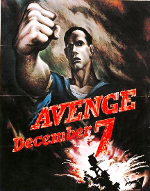 Avenge Pearl Harbor Poster
