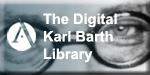 Karl Barth Digital Library