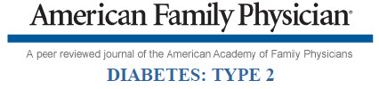 American Family Physician: Diabetes-Type 2